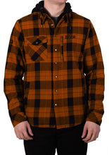 Upload image to gallery, M Timber Plaid Insulated Jacket 20