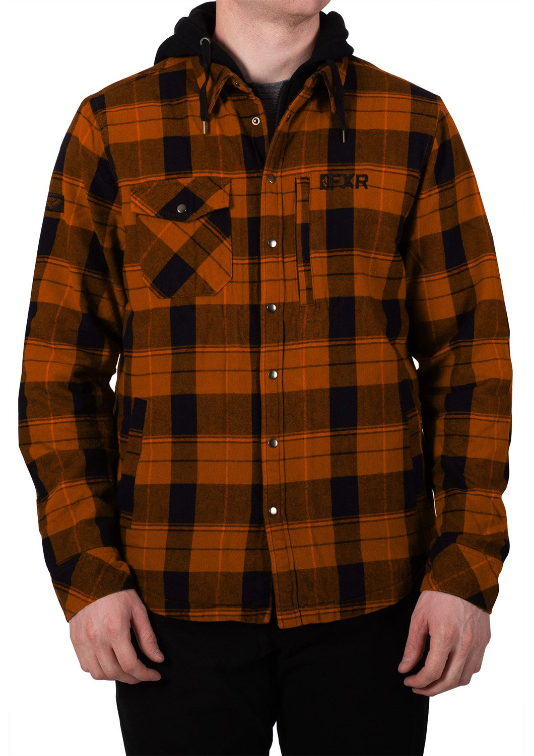 M Timber Plaid Insulated Jacket 20