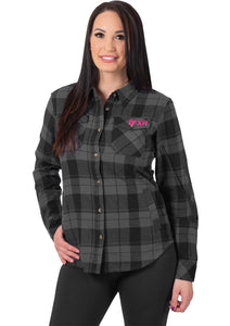 W Timber Plaid Shirt 20