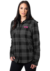 W Timber Plaid Insulated Jacket 20