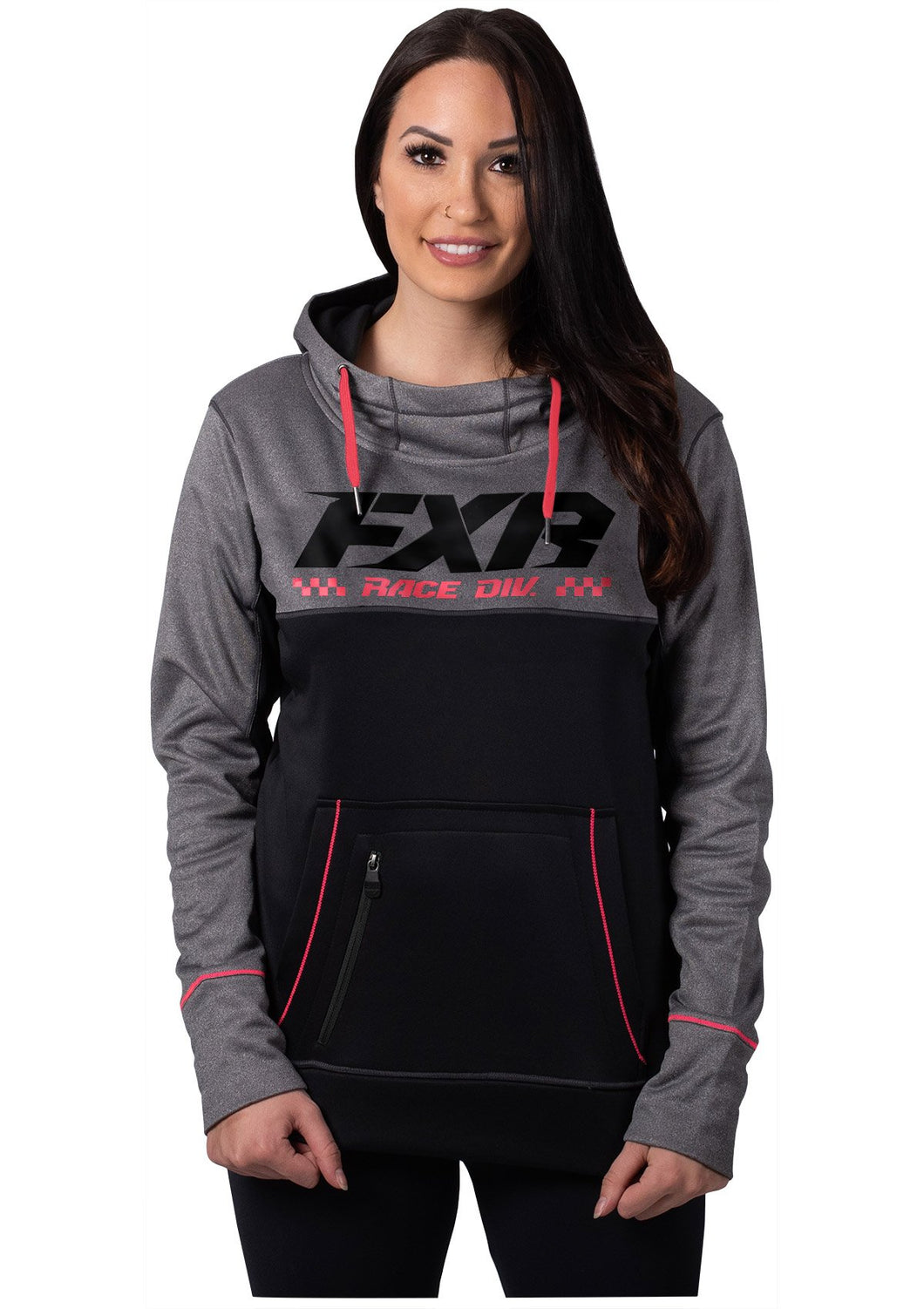 W Pursuit Tech Pullover Hoodie 20