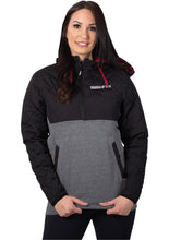Upload image to gallery, W Tracker Quilted Hoodie 20