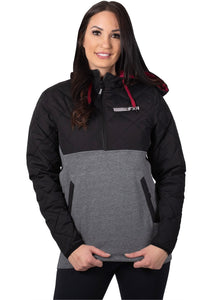 W Tracker Quilted Hoodie 20