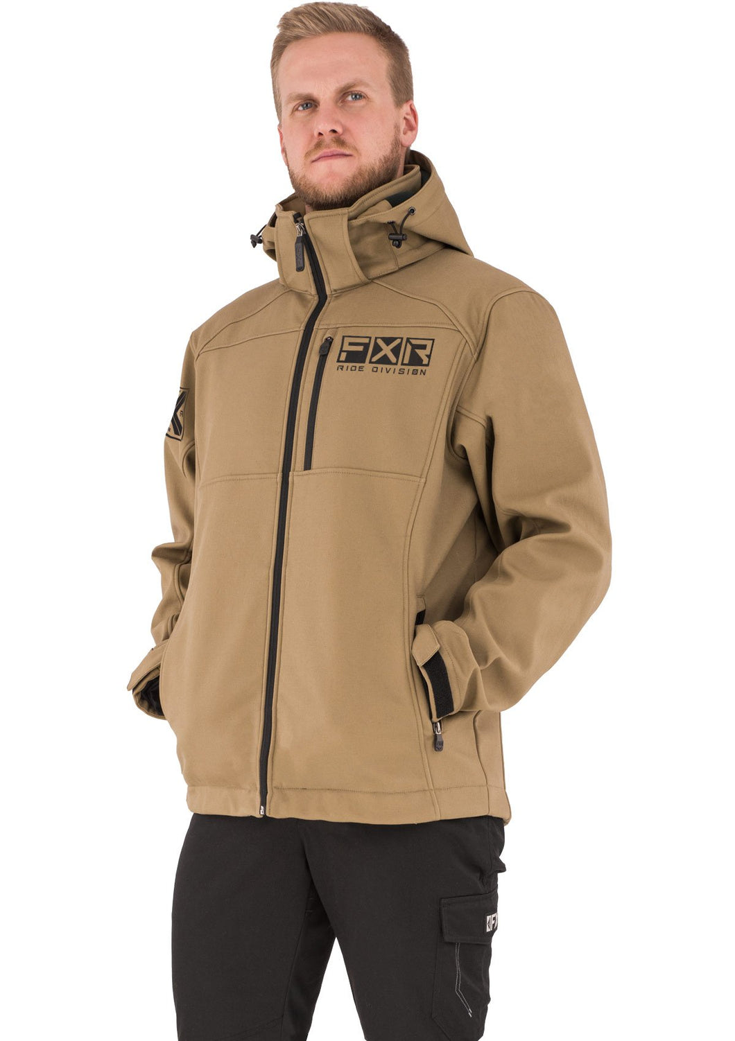 M Task Softshell Jacket 21