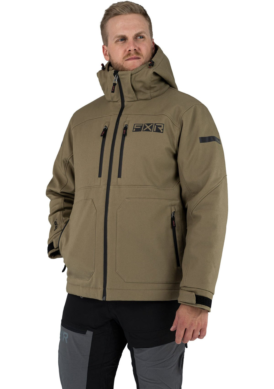 M Task Insulated Softshell Jacket 21