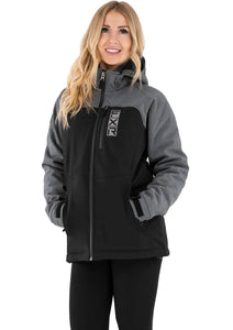 W Vertical Pro Ins Softshell Jacket 21
