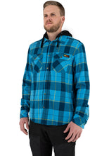 Charger l'image dans la galerie, M Timber Hooded Flannel Shirt 21