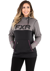 W Pursuit Tech Pullover Hoodie 21