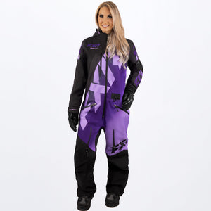 Women's CX FAST Insulated Monosuit