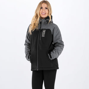 W Vertical Pro Ins Softshell Jacket 22