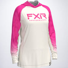 Upload Image to Gallery, Women's Attack UPF Pullover Hoodie