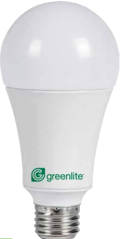 AMPOULE DEL A21 (30K/50K). 11W/19W/25W, base E26 - (Dimmable)