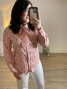 HARRIET Pussy Bow Blouse