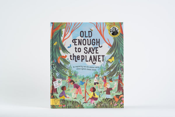Old Enough to Save the Planet at Home