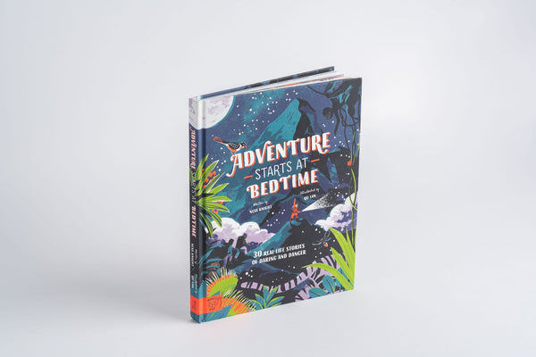 Adventure Starts at Bedtime