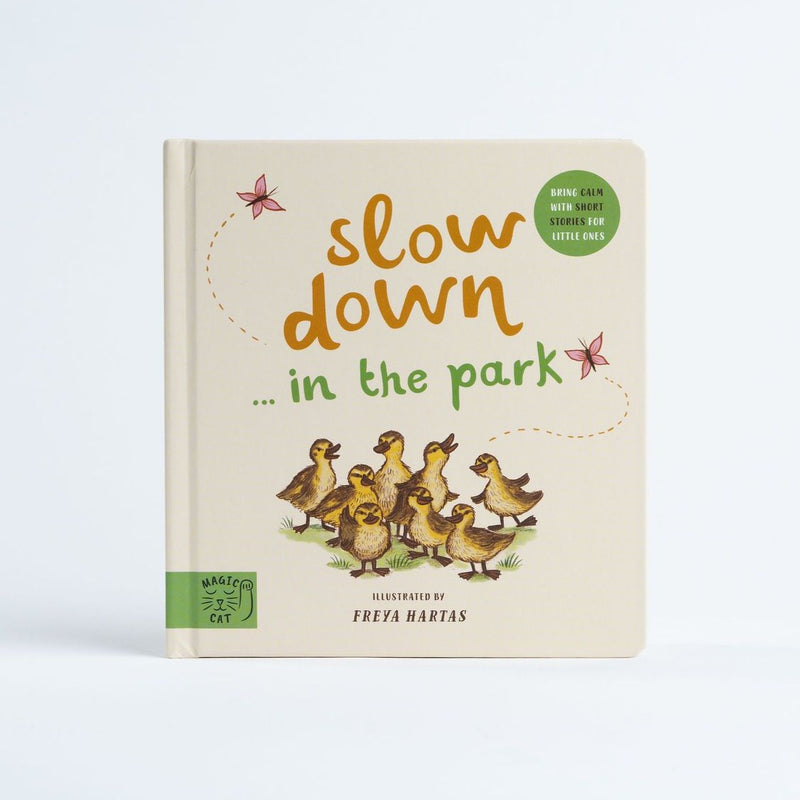 Preorder: Slow Down... In the Park
