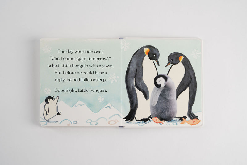 PREORDER Goodnight, Little Penguin Board Book