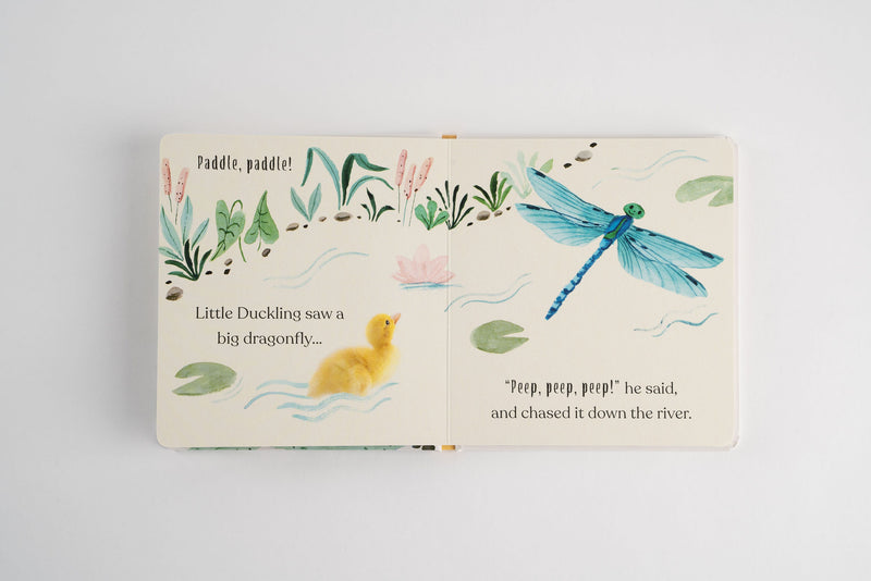 PREORDER Goodnight, Little Duckling Board Book