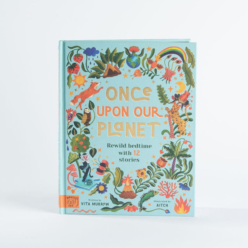 PREORDER: Once Upon Our Planet
