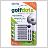 In The Hole Golfdotz Packaging