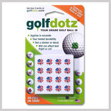Lucky Clover USA Golfdotz Packaging