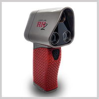 Front/Side View of the Laser Link RH2 Rangefinder