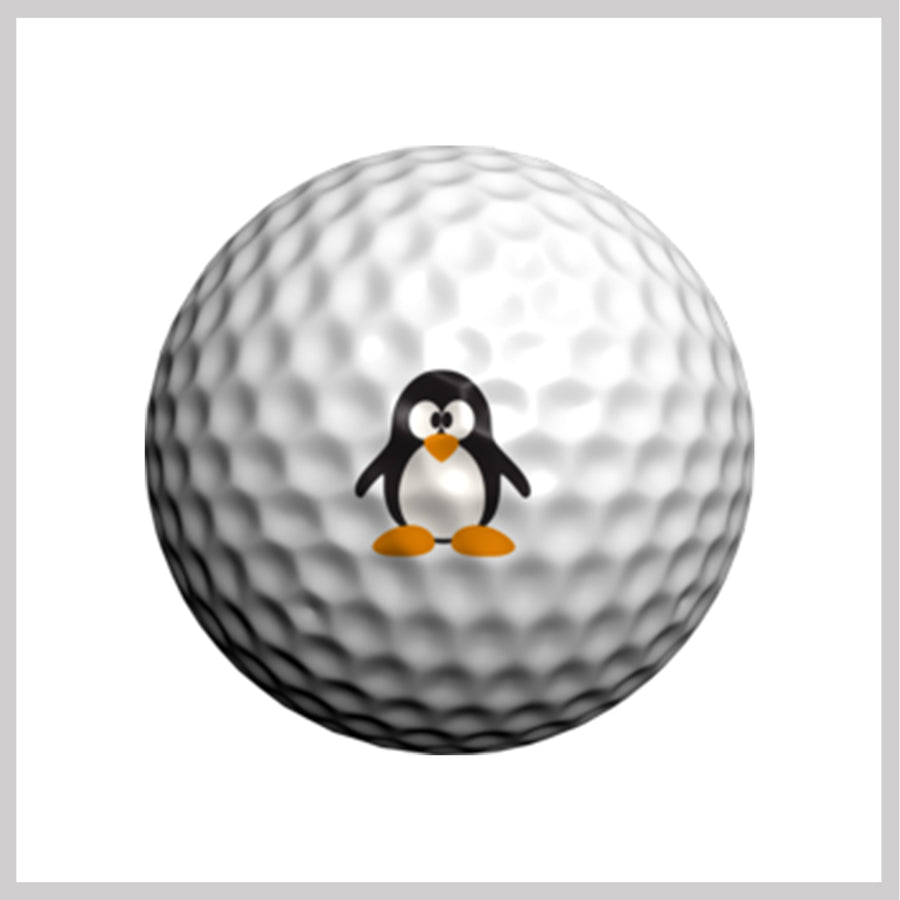 Golfdotz: Chill Penguin