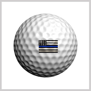 Golfdotz: Thin Blue Line
