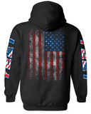 YEET YEET AMERICA Hooded Sweatshirt