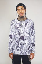 Load image into Gallery viewer, Ahegao Long Sleeve