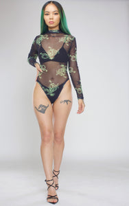 Hidden Dragon Bodysuit