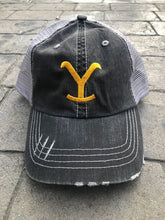 Load image into Gallery viewer, Yellowstone Brand Hat