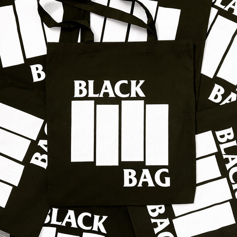 Black Bag Tote Bag