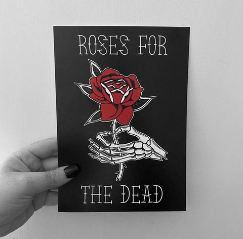FFAF - Roses for the Dead A5