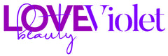 Love Violet Beauty  logo