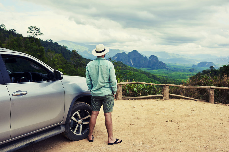TIPS TO HELP YOU STAY STYLISH ON A ROAD TRIP