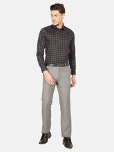 Load image into Gallery viewer, Men's Poly-viscose Super Slim-fit Formal Trousers-F6139BGrey