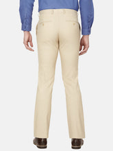 Load image into Gallery viewer, Men's Poly-viscose Super Slim-fit Formal Trousers-F6150BBeige