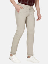 Load image into Gallery viewer, Men's Cotton Slim-fit Casual Trousers-H4648BBeige
