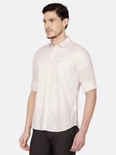 Load image into Gallery viewer, Men's Cotton Dobby Slim-fit Casual Shirt-MS4632FBeige