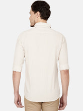 Load image into Gallery viewer, Men's Slim-fit Casual Shirt-OJN1011FCream