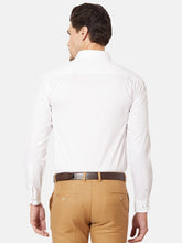 Load image into Gallery viewer, Men's Cotton Slim-fit Formal Shirt-OPSL6669FWhite