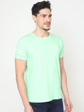 Load image into Gallery viewer, Men's Cotton T-shirt-TC2496Green