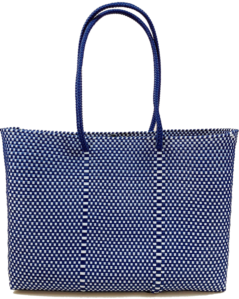Tote - Navy and White