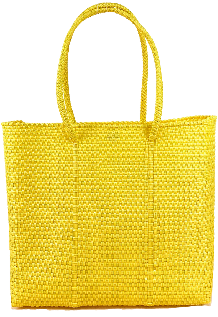 Small Tote - Yellow