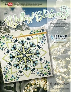 Valley Blossoms Quiltworx Quilting Pattern