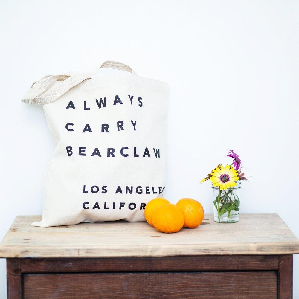 Always Carry Bearclaw Tote Bearclaw Kitchen