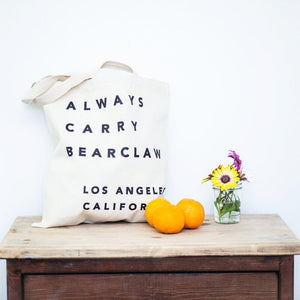 Load image into Gallery viewer, Always Carry Bearclaw Tote Bearclaw Kitchen