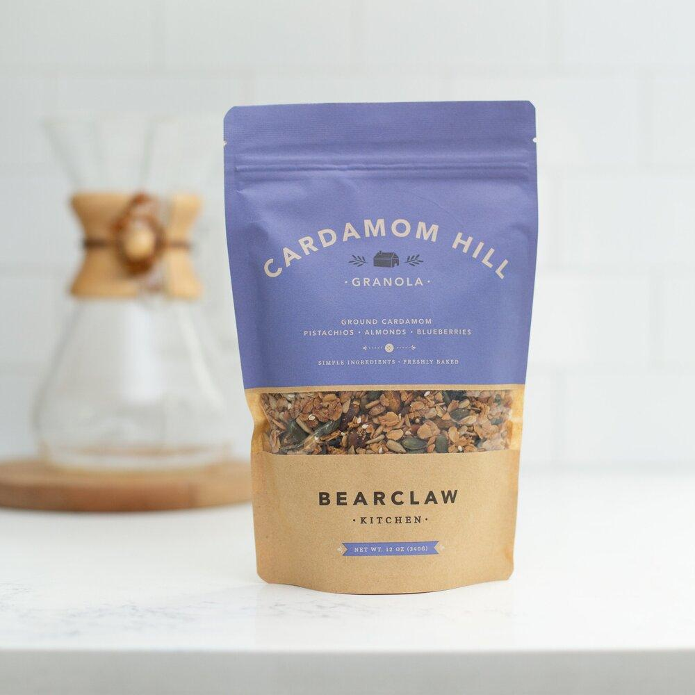 Cardamom Hill Granola Bearclaw Kitchen