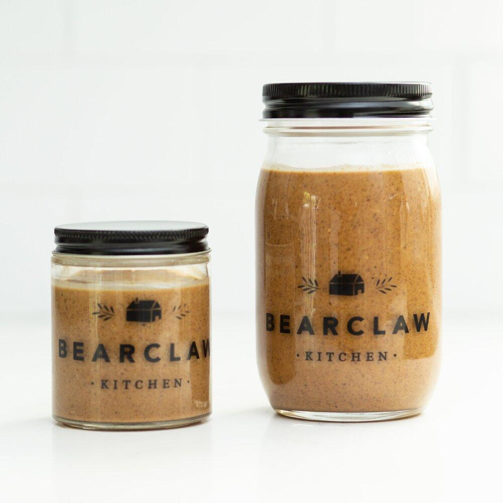 Hazel & Spice Granola Butter Bearclaw Kitchen